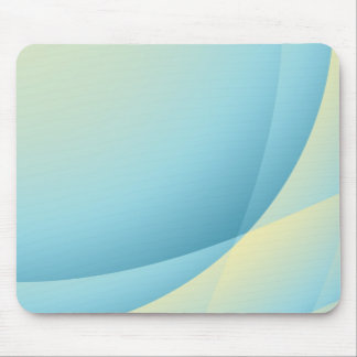 Bending Lights Mouse Pad
