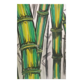 Bending Strength Bamboo by Michael David Stationery
