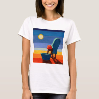 Bending Woman 2005 T-Shirt