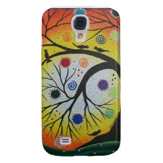Bending Wood By Lori Everett Samsung Galaxy S4 Case