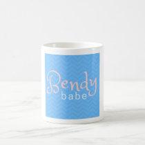 Bendy Babe Coffee Mug