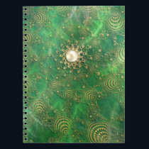 Beneath the Emerald Sea Notebook