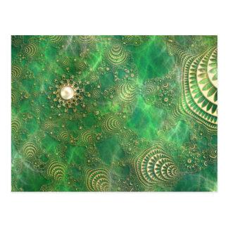 Beneath the Emerald Sea Postcard