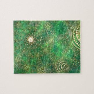Beneath the Emerald Sea Puzzle