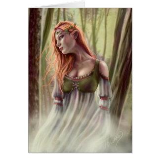 Beneath the Ivy Card
