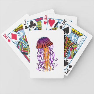 BENEATH THE SURFACE BICYCLE PLAYING CARDS