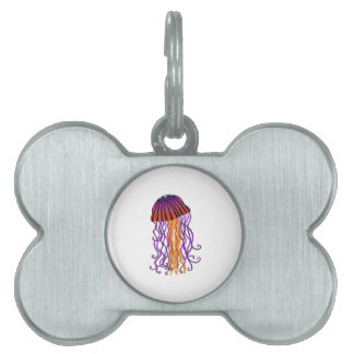 BENEATH THE SURFACE PET ID TAG