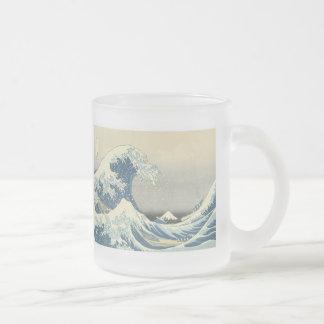 Beneath the Wave of Kanagawa, Hokusai, 1830-32 Mug