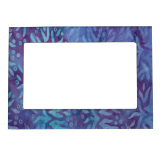 Beneath the Waves Magnetic Picture Frame