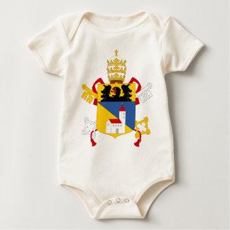 Benedetto_XV Baby Bodysuit