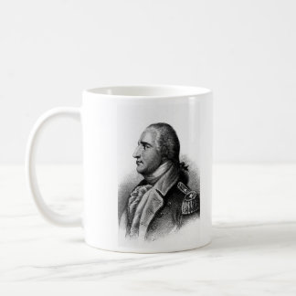 Benedict Arnold Engraving by H.B. Hall Coffee Mug