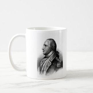 Benedict Arnold Engraving by H.B. Hall Coffee Mug