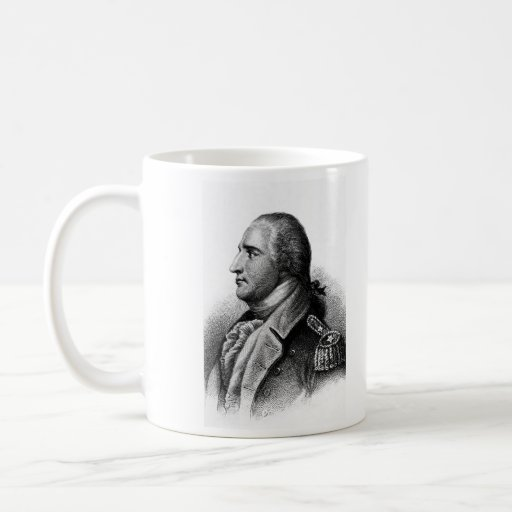 Benedict Arnold Engraving by H.B. Hall Classic White Coffee Mug
