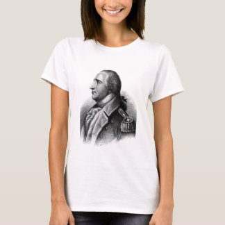 Benedict Arnold Engraving by H.B. Hall T-Shirt