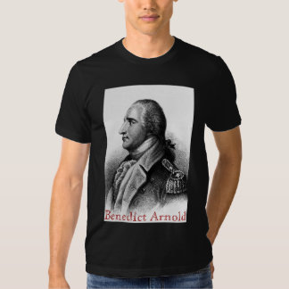 Benedict Arnold T-shirt