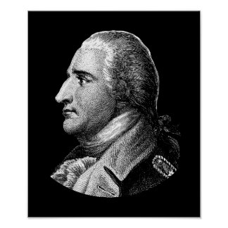 Benedict Arnold - The Traitor Poster