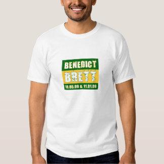 Benedict Brett T-Shirt