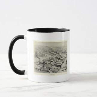Benedict & Burnham Mfg Co Mug