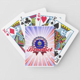 Benedict, KS Poker Cards