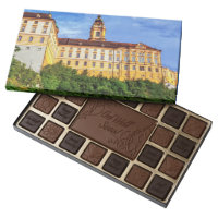 Benedictine abbey, Melk, Austria Assorted Chocolates