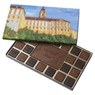 Benedictine abbey, Melk, Austria Assorted Chocolates