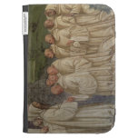 Benedictine Monks, from the Life of St. Benedict ( Kindle 3 Covers