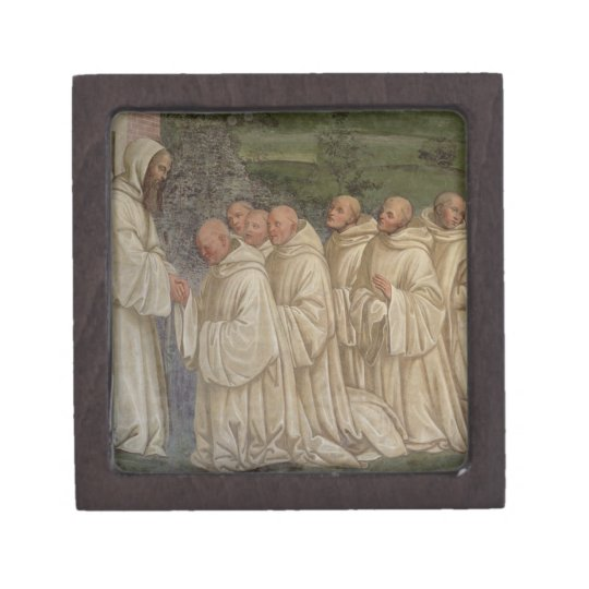 Benedictine Monks, from the Life of St. Benedict ( Gift Box