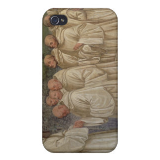 Benedictine Monks, from the Life of St. Benedict ( iPhone 4/4S Cover