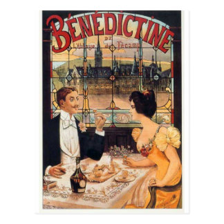 Benedictine Postcard