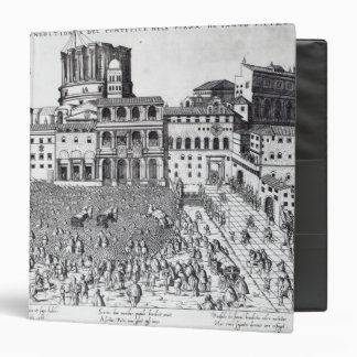 Benediction of The Pope in St.Peter's Square Binder