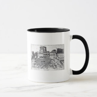 Benediction of The Pope in St.Peter's Square Mug