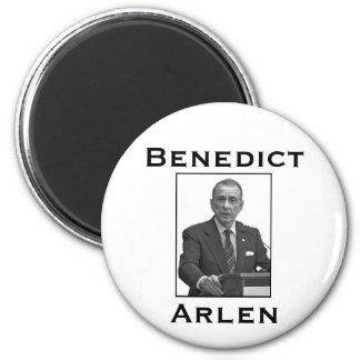 Benedicto Arlen Imán Redondo 5 Cm