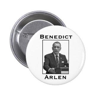 Benedicto Arlen Pin Redondo 5 Cm