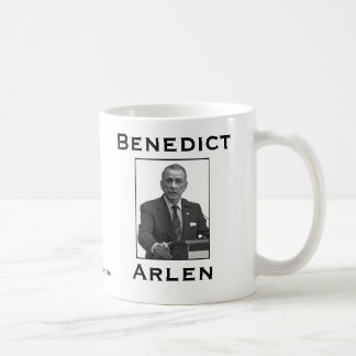 Benedicto Arlen Taza De Café
