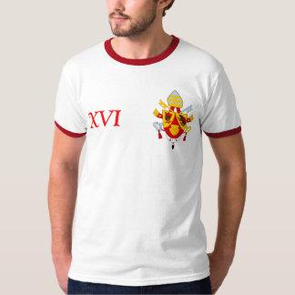 Benedicto XVI Soccer T-Shirt