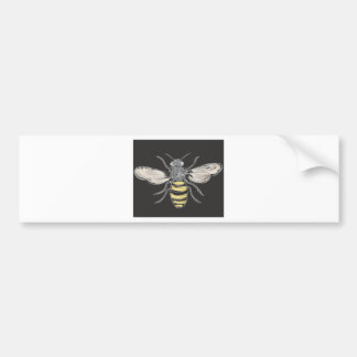 Beneficial Bumblebees Bumper Stickers
