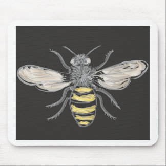 Beneficial Bumblebees Mouse Pad