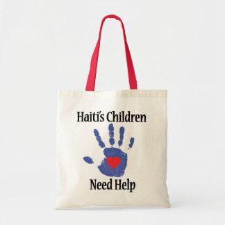Beneficio a - los niños de Haití necesitan ayuda
