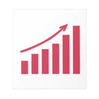 Beneficio del crecimiento de la carta bloc