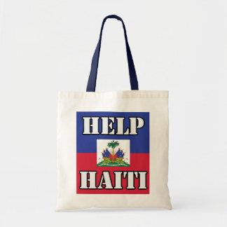 Beneficios - a la ayuda Haití