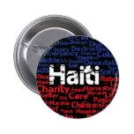 Beneficios - a las etiquetas de Haití Pin
