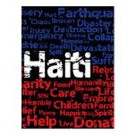 Beneficios - a las etiquetas de Haití Postal