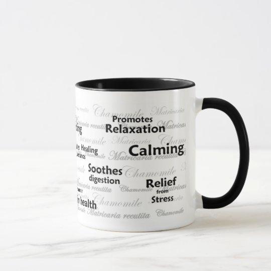 Benefits of Chamomile Tea Mug