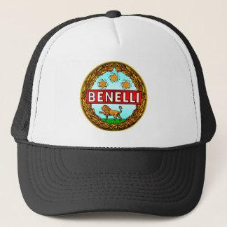 Benelli motorcycles trucker hat