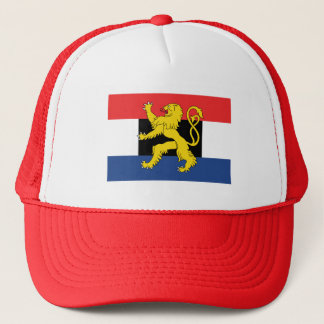 Benelux Flag (Red) Trucker Hat