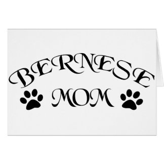 Benese Mom (Fancy Text) Card