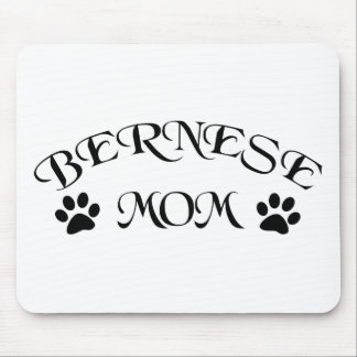Benese Mom (Fancy Text) Mouse Pad