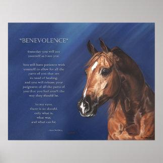 Benevolence, Kim McElroy 2008 Poster
