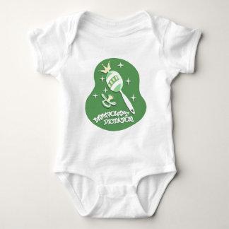 Benevolent Dictator - Green Baby Bodysuit