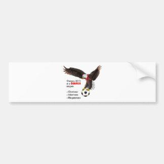 Benfica 2015 bumper sticker